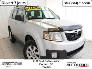 2009 Mazda Tribute GX 4WD AUT MAGS TOUTE EQUIPE