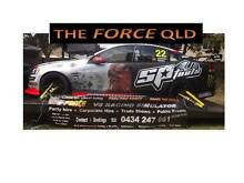 The FORCE Qld V8 Race Car Simulator Kingston Logan Area Preview