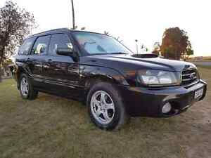 2004 Subaru Forester XT Turbo Beresfield Newcastle Area Preview