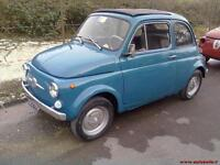 Wanted Fiat 500