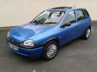 1998 Corsa Diamomd 1.4i with 11 months mot