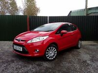 62 ford fiesta , low miles long mot