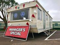 Cheap Static Caravan Sited in Essex