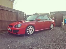 2003 Subaru Impreza WRX / STi Engine build - 350bhp (Blobeye)