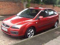 2007 Ford focus zetec climate long mot 2 x keys BARGAIN!!!