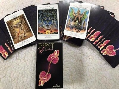 RARE Tarot Erotica by Lori Walls New