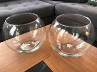 Decorative Glass Fishbowl