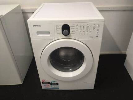 Samsung 7.5kg washer front load, 3 months warranty