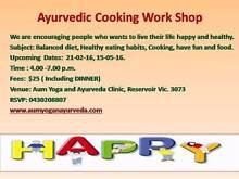Ayurvedic Cooking Class Thornbury Darebin Area Preview