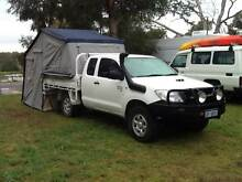Ute Back Tent Bunbury 6230 Bunbury Area Preview