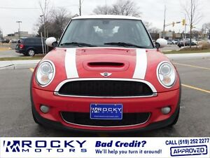 2010 MINI Cooper S $12,995 PLUS TAX