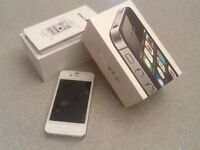 iPhone 4s White Vodafone