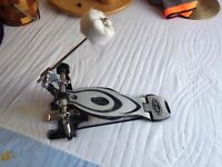 Two bass drum pedals £5 each! Bit of rust/damage but still usable.