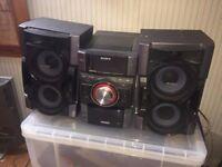 Sony Genezi HiFi Stereo