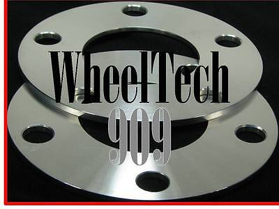 2| BILLET WHEEL SPACERS| 5X4.75= 5X120.7MM | 10MM | 70.5 | CHEVROLET GMC PONTIAC