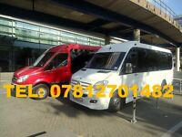Minibus & Coach Hire with driver BARGAIN & CHEAP PRICES CALL GILL