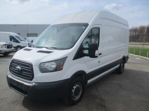 2016 FORD TRANSIT T350 12' HIGH ROOF