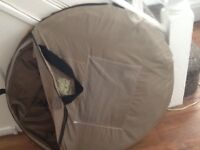 Excellent 2 man tent never been used