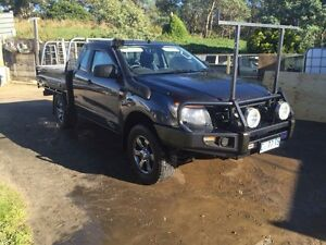 Tradies Ranger 4x4 Primrose Sands Sorell Area Preview