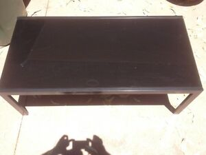 Black coffee table Kingswood Penrith Area Preview