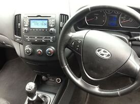 Hyundai i30 comfort CRDI,2011 (61)-diesel, hatchback,manual,115bhp,Excellent condition,low mileage