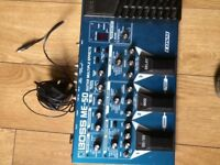 Boss ME50 Multi-effects pedal