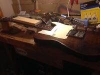 Guitar setups and maintenance