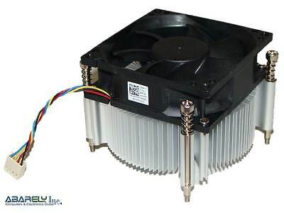 P N# WDRTF Dell XPS 8700 8300 8500 Inspiron 660 3847 CPU Cooling Fan Heatsink