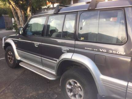 Urgent living for holiday 1995 Mitsubishi Pajero Wagon