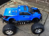 Rc car savage flux