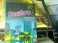 benidorm the colection series one series 2 series three and the 2009 special