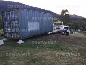 New & 2nd Hand Shipping Containers in Ulladulla from $2380 ExGST Ulladulla Shoalhaven Area Preview