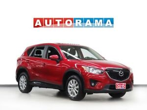 2015 Mazda CX-5 GS BACKUP CAMERA AWD SUNROOF BLUETOOTH