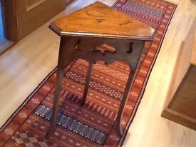 Vintage Arts and Crafts Lamp or Plant Stand