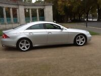 Genuine Mercedes cls 18 inch Alloywheels