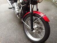 Triumph Bonnevill. £3499