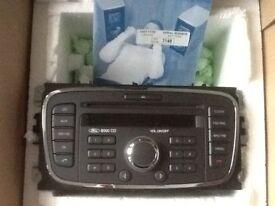 Ford transit new generation radio