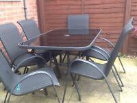 Garden Table U0026 Chairs