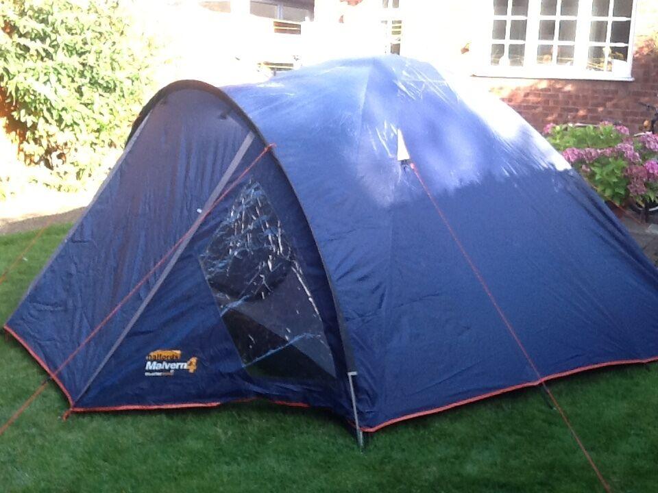 Halfords Malvern 4 person tent & Halfords Malvern 4 person tent | in Leighton Buzzard Bedfordshire ...