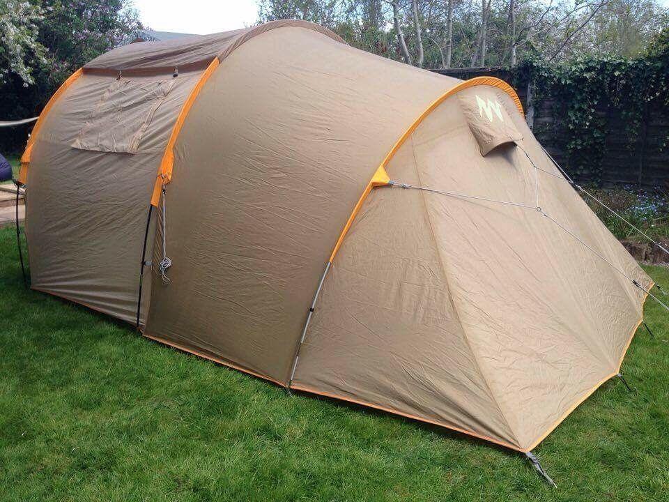 Decathlon Quechua T4.1 4 man tent & Decathlon Quechua T4.1 4 man tent | in Stonehouse Gloucestershire ...