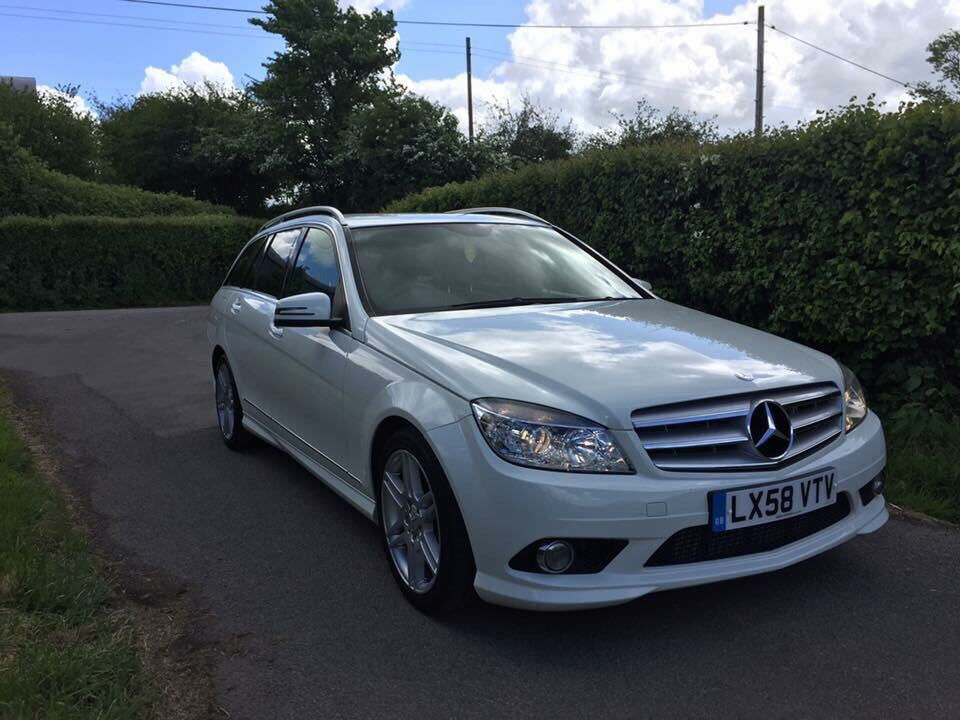 Mercedes C220d Sport Estate
