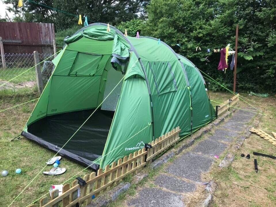 Freedom Trail Sendero 4 Family Tent & Freedom Trail Sendero 4 Family Tent | in Morriston Swansea | Gumtree