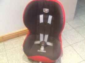 Britax Prince Slim Group 1 Car Seat Ideal For Small Cars And Coupes For