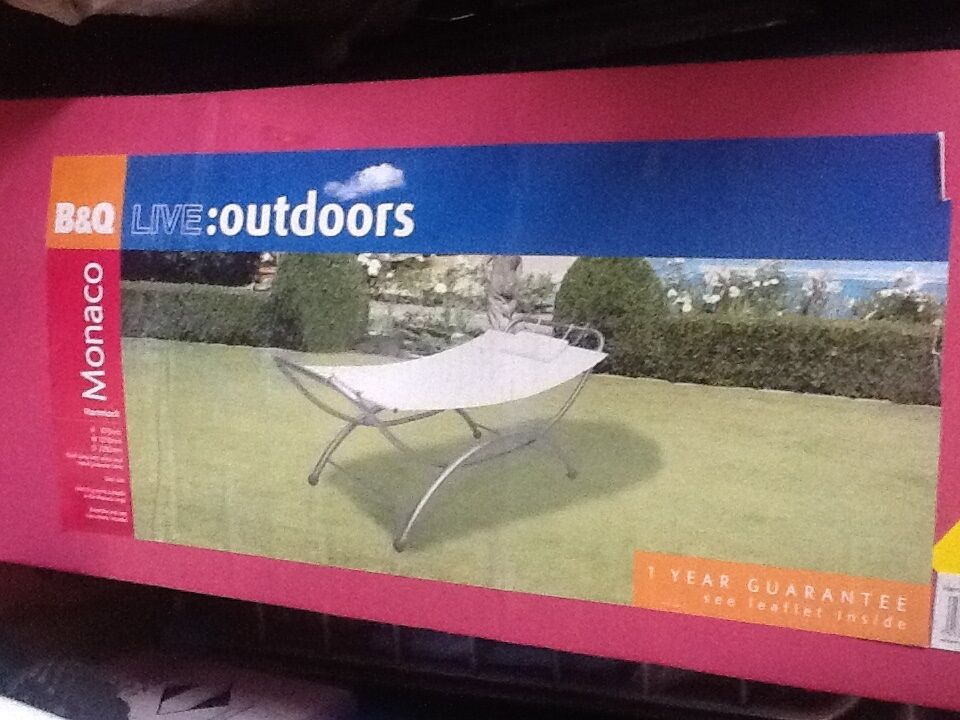unused unopened garden hammock unused unopened garden hammock   in cadishead manchester   gumtree  rh   gumtree