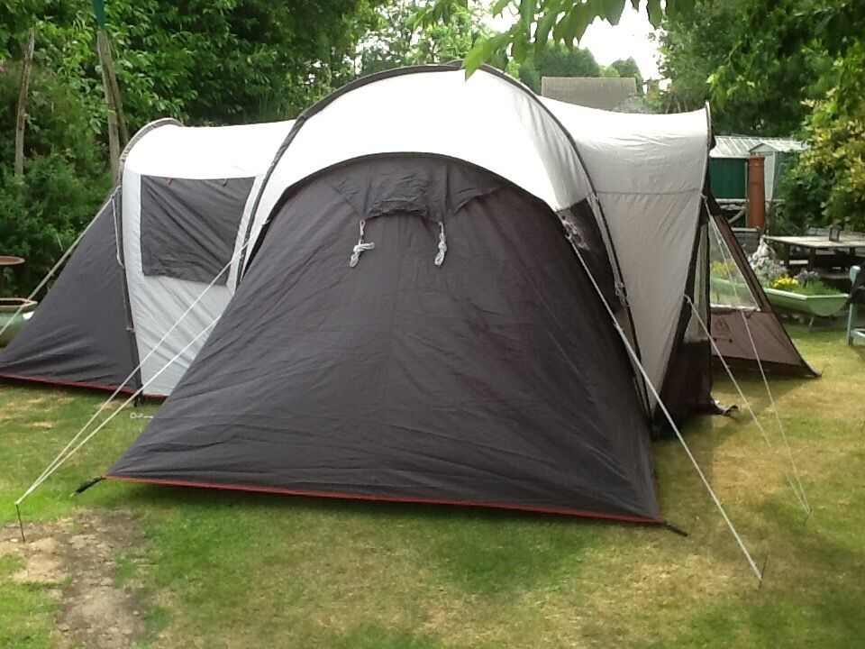 Eurohike Windsor 6 man tent & Eurohike Windsor 6 man tent | in Telford Shropshire | Gumtree