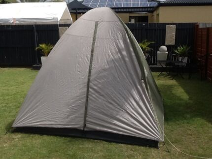 Oztrail festival 4 tent & Oztrail Seaview 9+3 tent | Camping u0026 Hiking | Gumtree Australia ...