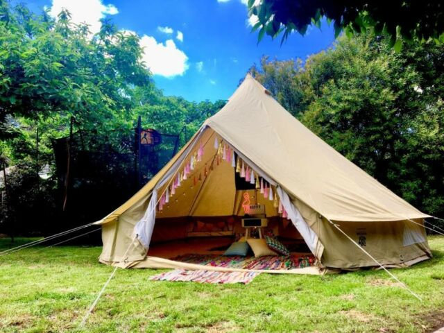 Backyard Gl&ing Parties / Bell Tent Hire | Party Hire | Gumtree Australia Melbourne City - Melbourne CBD | 1167122667 & Backyard Glamping Parties / Bell Tent Hire | Party Hire | Gumtree ...