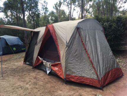 8 ppl c&ing tent -Oztrail Brand & Oztrail 9 + 3 Seaview Tent | Camping u0026 Hiking | Gumtree Australia ...