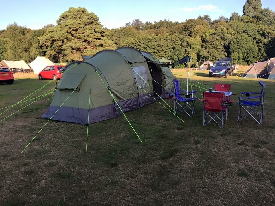 Eurohike elite Buckingham 6 man tent & Eurohike elite Buckingham 6 man tent | in Southsea Hampshire ...