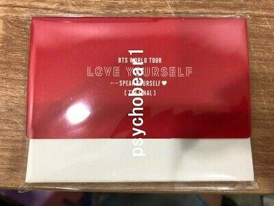 BTS Speak Yourself Final Mini Photocard Set Official MD 8pcs